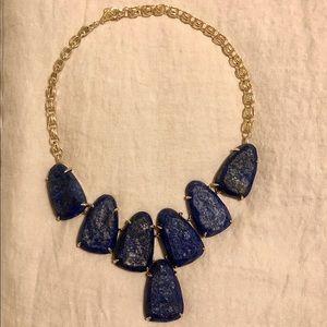 Kendra Scott - Harlow Necklace - Blue Stone